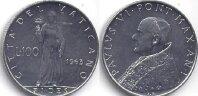 100 лир 1963 St